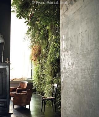 Green Wall: The Natural Home by Hans Blomquist
