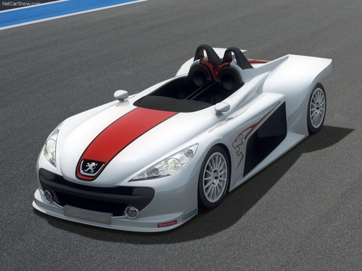 Charming Peugeot 207 Spider
