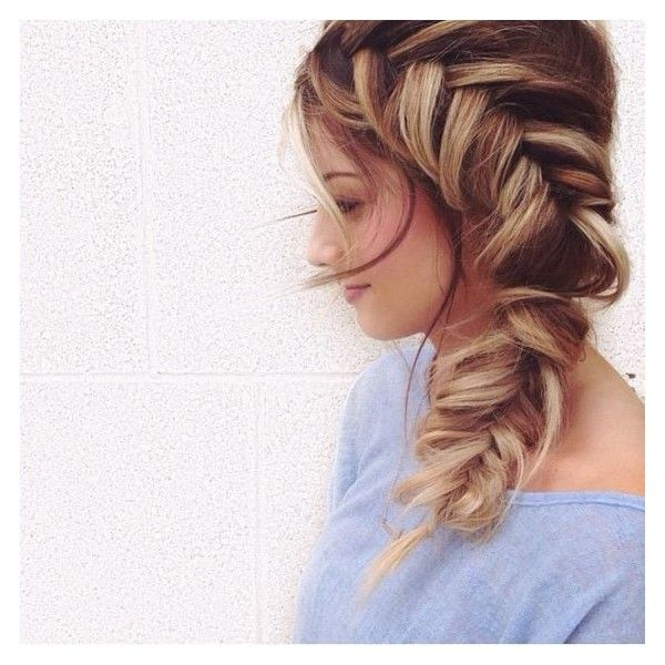 75 Cute Cool Hairstyles for Girls for Short, Long Medium Curly Hair Be... ❤ liked on Polyvore featuring hair, hairstyles and pictures