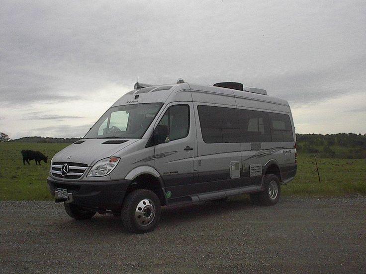 Recent Van Conversions