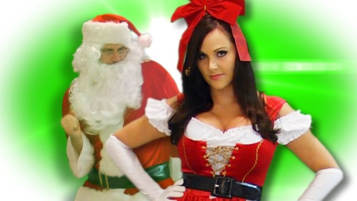Christmas Parody Medley - Pop Hits of 2011 ft. Pitbull Chris Brown Katy Perry LMFAO Rihanna More!