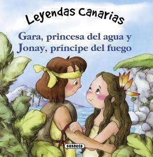 Educando Tesoros: Libros colección Leyendas Canarias