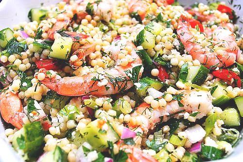 Couscous shrimp recipes easy