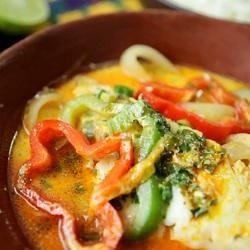 Ragoût de poisson à la brésilienne