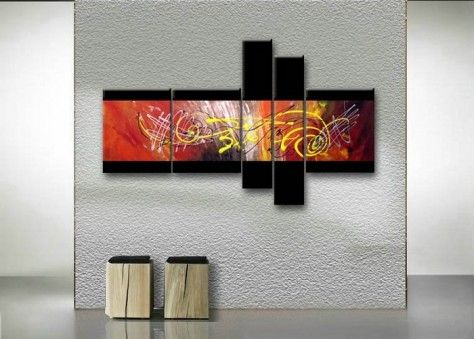 FabuArt Offers Hand Painted Contemporary Art Painting, Large Canvas Artwork,  Abstract Art, Landscape Art, Modern Metal Wall Art U0026 Oil Paintings For  Interio