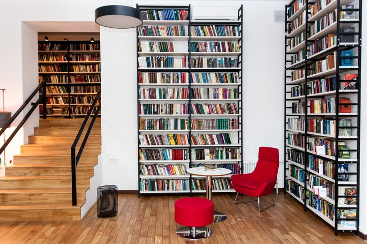 Media Library with SENAB Russia. Swedese. Open swivel stool. Happy. Easy chair high back. Lammhults. Dexter.