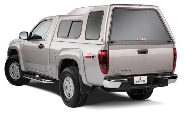 Leer Truck Covers, Caps, and Camper Tops | Leonard Buildings & Truck Accessories