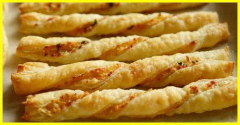 """""""0"""" Point+ Cheese Twists - weight watchers recipes"""