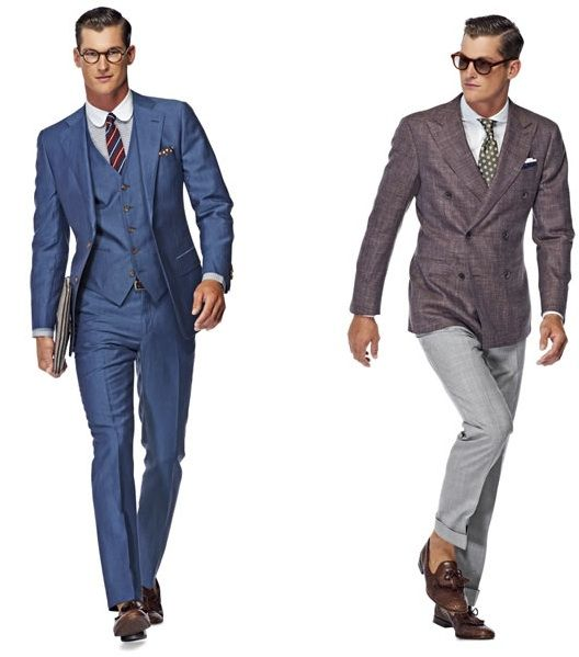 Suitsupply Spring/Summer 2014