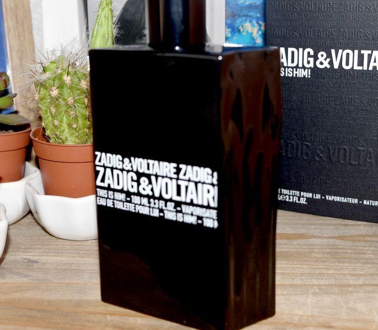 This is Him ! Zadig & Voltaire, un parfum homme audacieux ! Test & avis