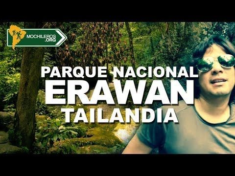 SUDESTE ASIÁTICO, TAILANDIA: PARQUE NACIONAL ERAWAN