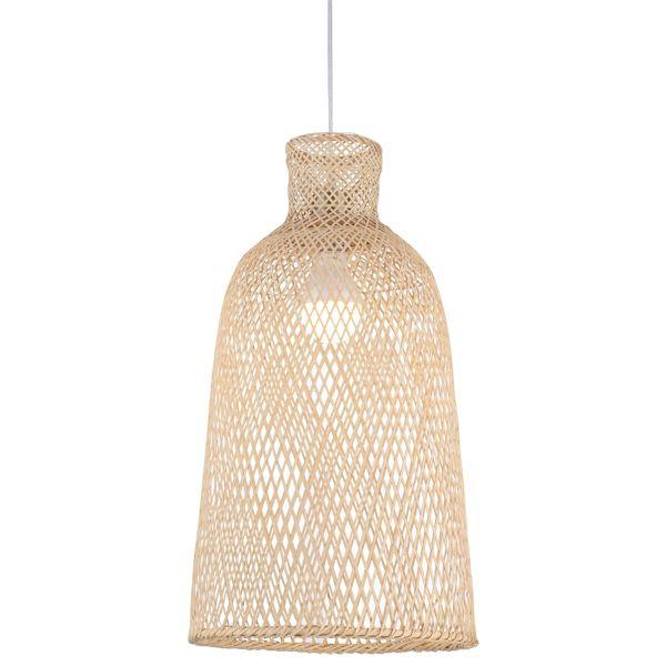 Claudia Bamboo Pendant Lamp M2 Ay Illuminate Marden Design