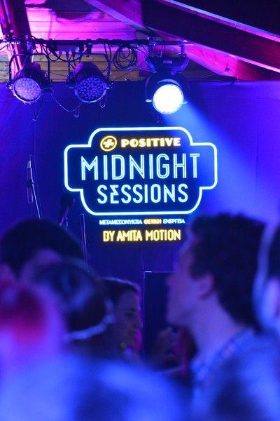 1st Positive Midnight Session @ Ioannina!
