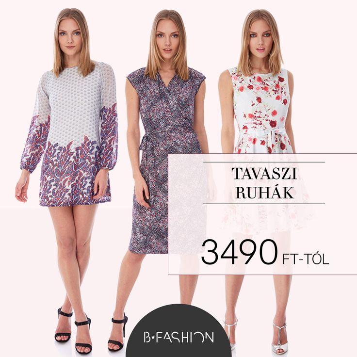 Tavaszi ruhák és magas sarkak  ➡http://bit.ly/2oaj81B