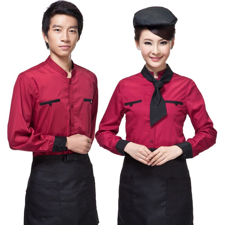 Best Uniform FB Images On   Aprons Hotel Uniform