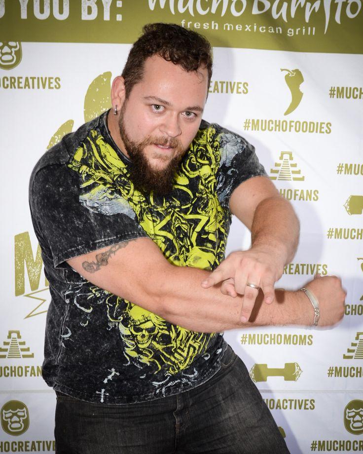 WWE meets Mucho #embajadores