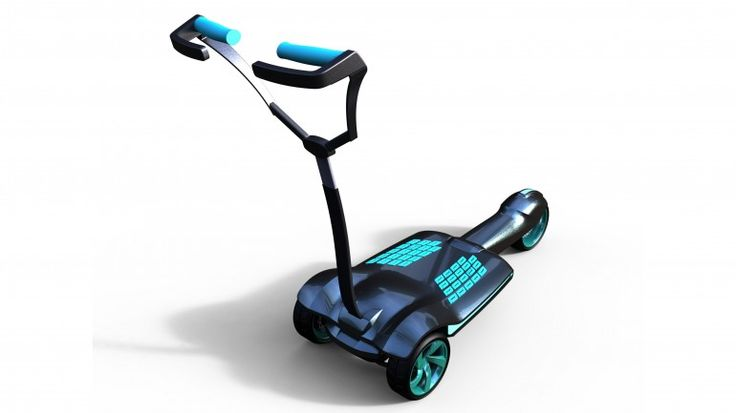 Folding e-scooter to MUVe into production by end of 2013