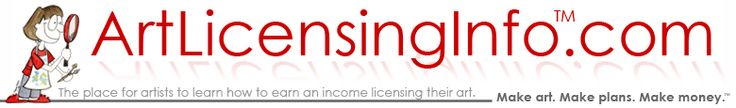 Art Licensing Info - the place for artists to learn how to earn an income licensign their art