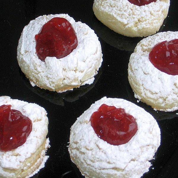 Czech Christmas Cookies.
