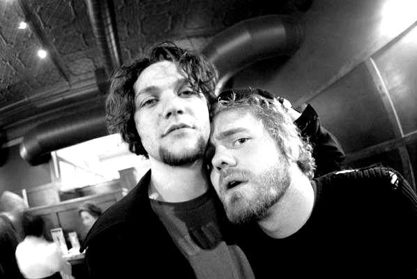Bam Margera & Ryan Dunn. another one of the best duos ever
