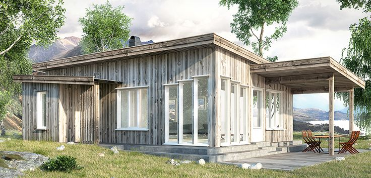 Norske Hus | Jotunheim