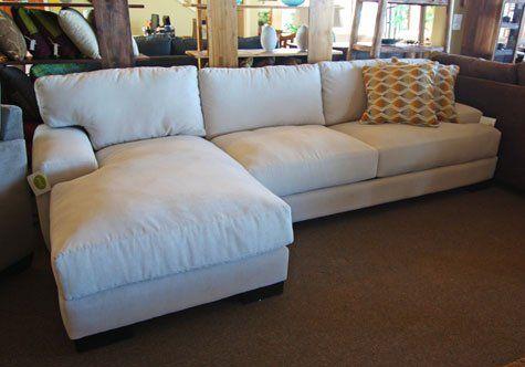 Jonathan Louis Burton Sectional Sofa W Chaise Living
