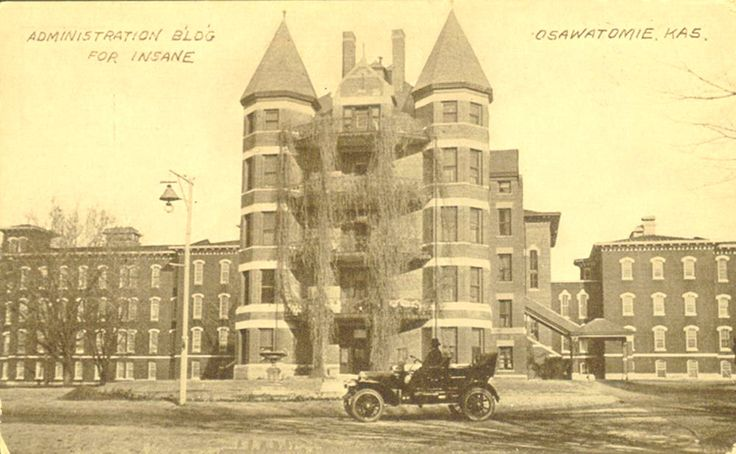 Image result for osawatomie ks haunted places