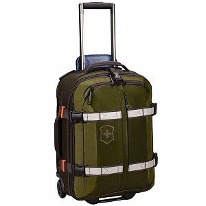 I'm learning all about Victorinox 2.0 Lightweight Carry On Luggage Bag at @Influenster!