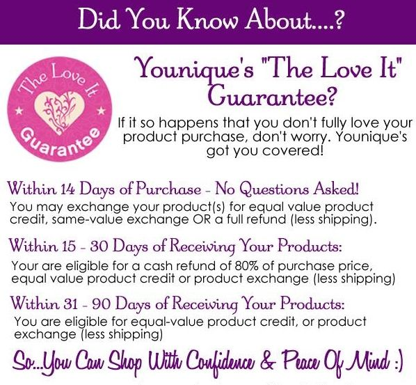Our Love It Guarantee has you covered.