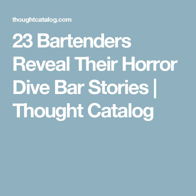 1000+ Ideas About Bartenders On Pinterest