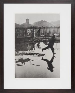 HENRI CARTIER-BRESSON (1908–2004) 'Derrière la Gare Saint-Lazare', Paris 1932 *