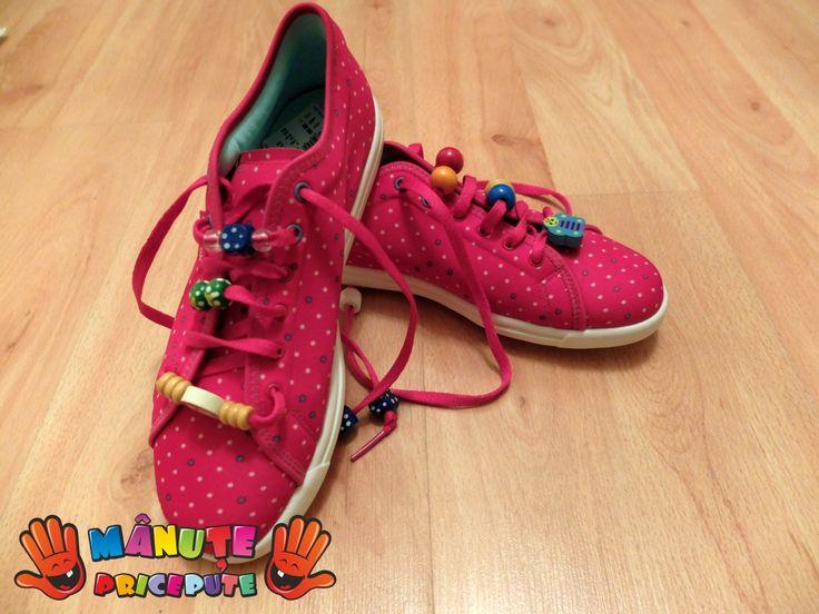 Papuci colorati