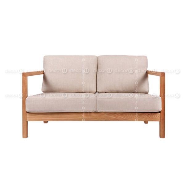Decor8 Modern Furniture Hong Kong Modern Living Room Furniture Hathaway Solid Wood Sofa 2 Seater Furniture Sofa Set Wood Sofa Three Seater Sofa
