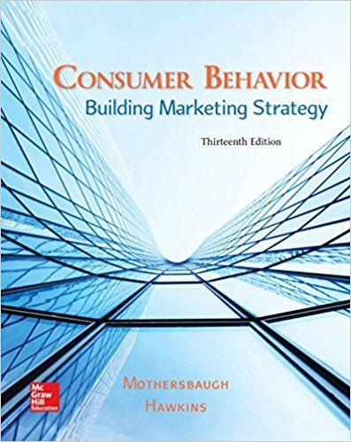 Consumer behavior building marketing strategy david l mothersbaugh consumer behavior building marketing strategy david l mothersbaugh associate professor of marketing delbert fandeluxe Gallery