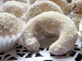 Cercate delle golose ricette di Natale da preparare con il Bimby? Ecco per voi i biscotti Vanillekipferl presi in prestito dalla cucina tedesca e austriaca, davvero molto gustosi.