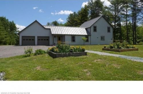 Bowdoinham Maine Real Estate