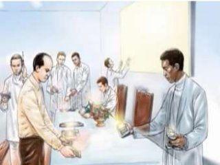Dimensões espirituais do centro espírita!