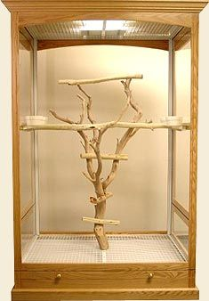 Bird cages, decorative bird cages, parrot bird cages, custom bird cages.