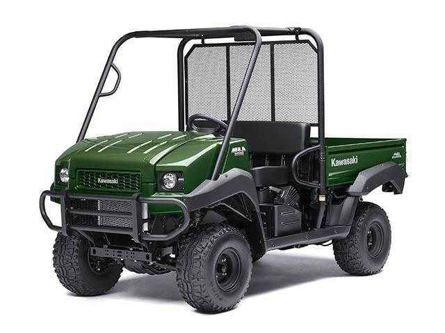 New 2015 Kawasaki Mule 4010 4x4 ATVs For Sale in Florida. 2015 KAWASAKI Mule™ 4010 4x4, An industrial strength 4x4 Side x Side to get the job done! Whether working hard on the construction site or tackling the trail, the reliable 2015 Mule 4010 4x4 is the Side x Side that makes work seem like play. Loaded with awesome features and four wheels to replace the hooves of old, it will help workers get their jobs done no matter the task.