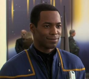 Anthony Montgomery -Star Trek