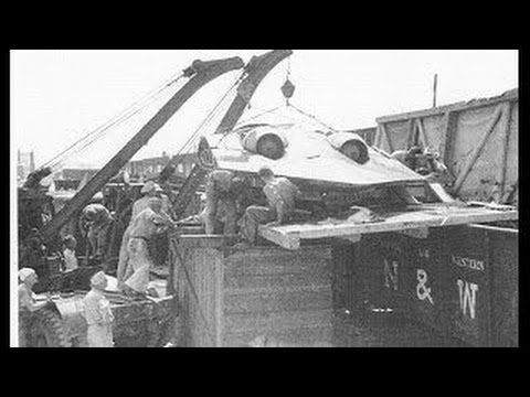 Essay/Term paper: The roswell ufo crash
