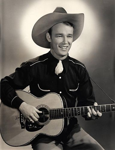 Roy Rogers, born Leonard Franklin Slye (November 5, 1911 – July 6, 1998), was an American singer and cowboy actor, one of the most heavily marketed and merchandised stars of his era, as well as being the namesake of the Roy Rogers Restaurants franchised chain. were featured in more than 100 movies and The Roy Rogers Show. The show ran on radio for nine years before moving to television from 1951 through 1957. Bridegroom has the actress Dale Evans