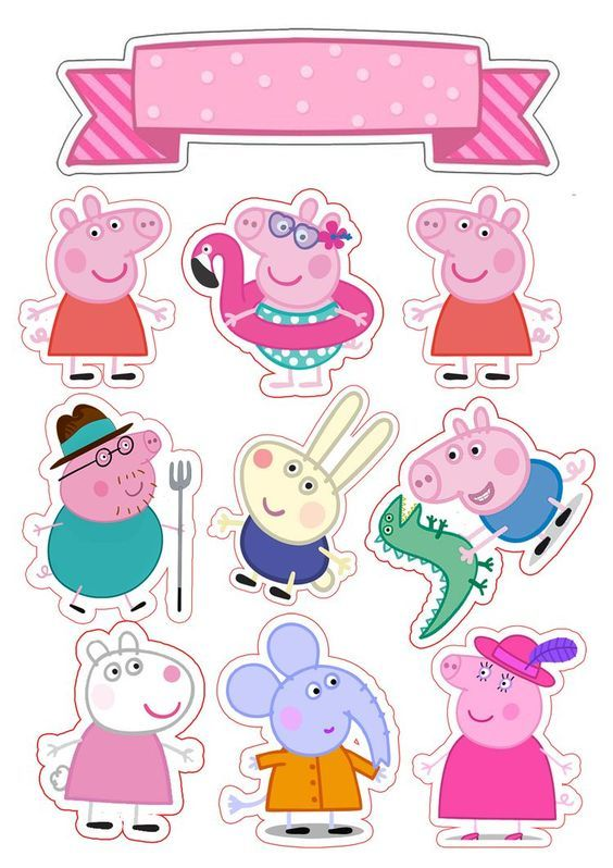 Browse Peppa Images And Ideas On Pinterest