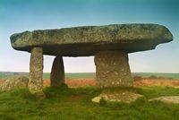 Quoit stones in Cornwall