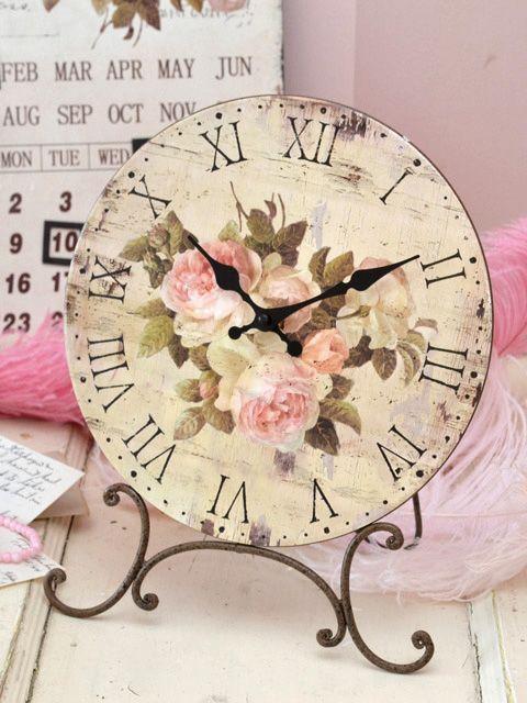 Desktop Clock of op de schoorsteen...