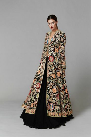 Love this long coat...a must have