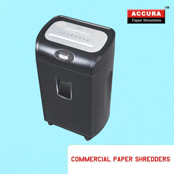 A mechanical device that is used to cut paper into chad which can be either strips or fine particles, Paper Shredder are ideal for businesses who seek out security, privacy and confidentiality for their documents. Made for both business and personal use, a Paper Shredder helps in minimizing the danger of financial data and other valuable information falling into the wrong hands.