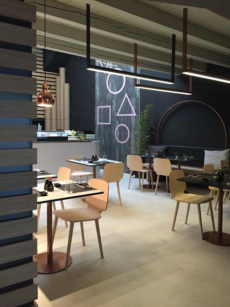 YUMI Sushi Experience, Vicenza, 2016 - Giulia Ramina