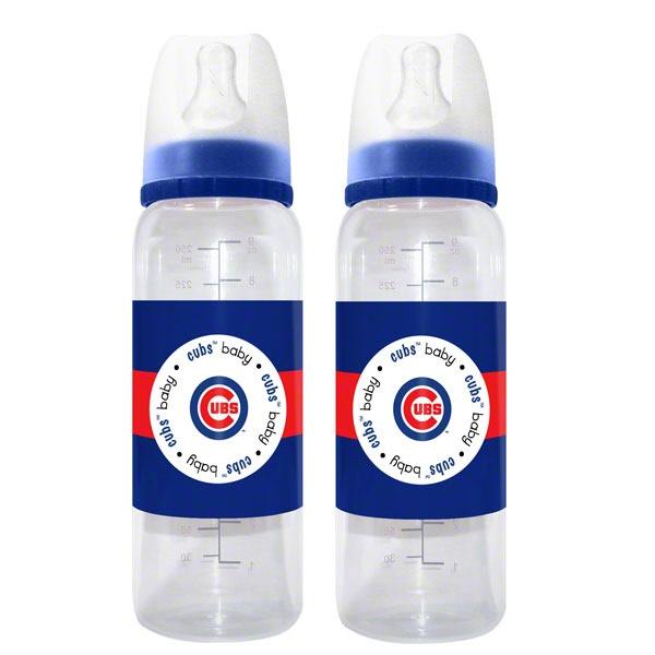 Chicago Cubs 2-Pack Baby Bottles $12.95 @Leslie Mallman Cubs