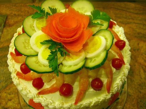 The Sandwich Cake (Palmabella's Passions)